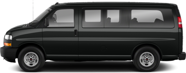 2022 GMC Savana 2500 Van LT