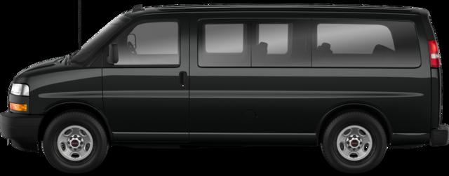 2022 GMC Savana 3500 Van LT