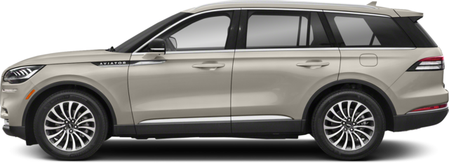 2022 Lincoln Aviator SUV Livery