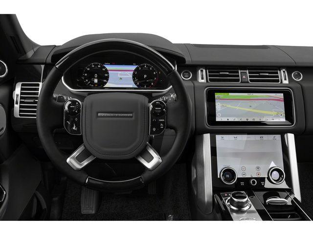 2022 Land Rover Range Rover SUV