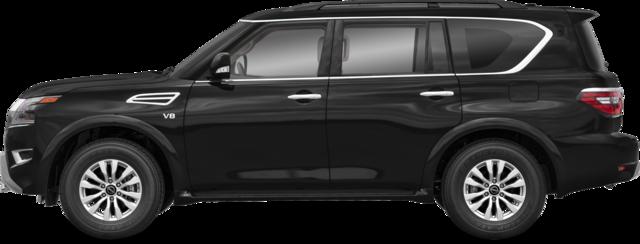 2022 Nissan Armada SUV SV