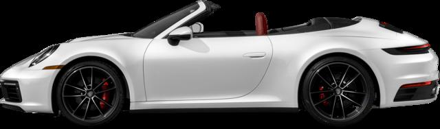 2022 Porsche 911 Cabriolet Carrera 4S