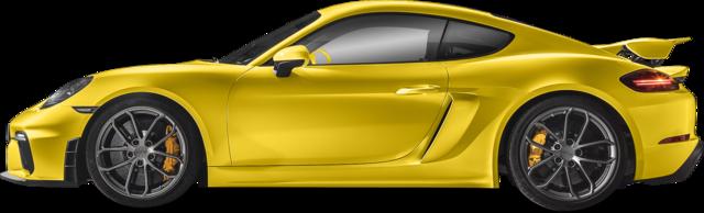 2022 Porsche 718 Cayman Coupe S