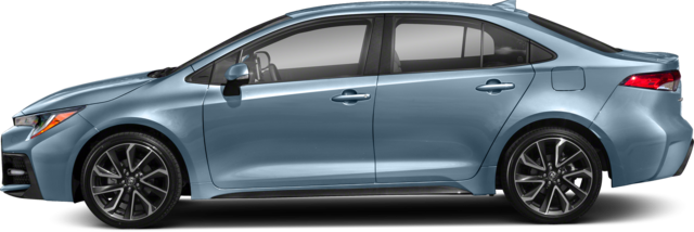 2022 Toyota Corolla Sedan SE