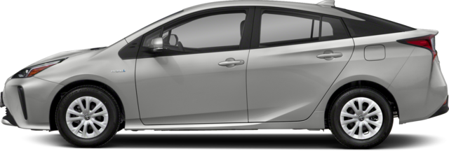 2022 Toyota Prius Hatchback LE