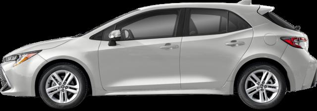 2022 Toyota Corolla Hatchback Hatchback SE
