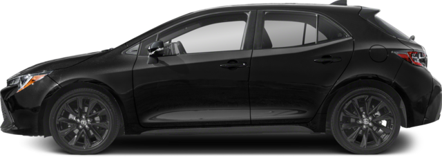 2022 Toyota Corolla Hatchback Hatchback SE Nightshade