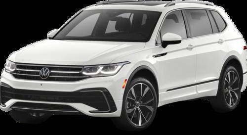 2022 Volkswagen Tiguan SUV