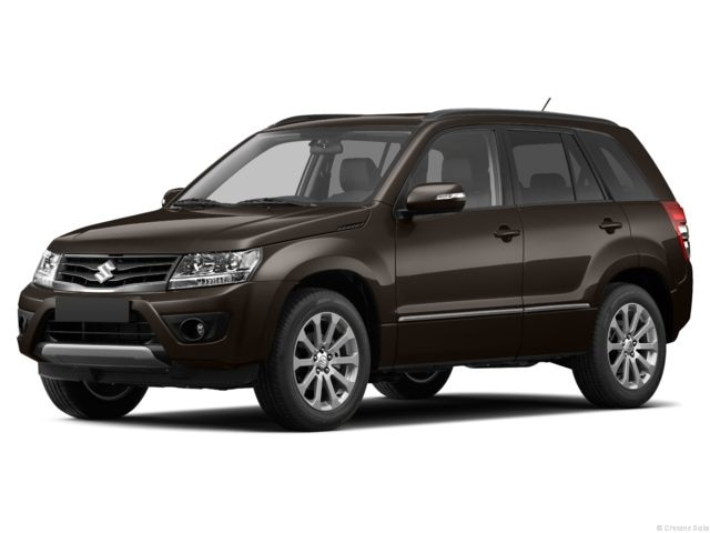 2013 Suzuki Grand Vitara Suv Bison Brown Metallic