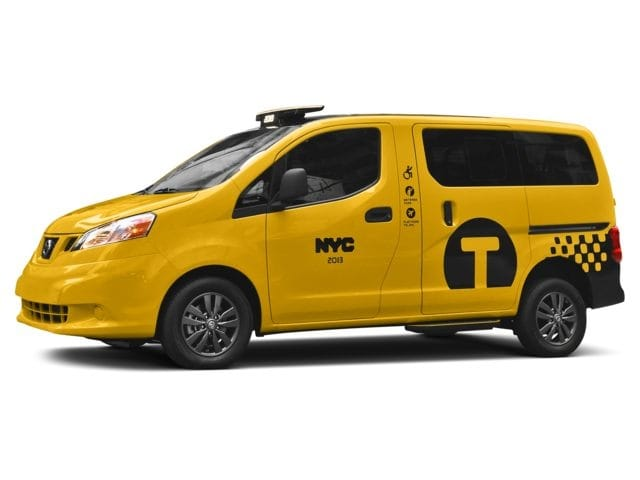2014 Nissan Nv200 Taxi Van Tampa