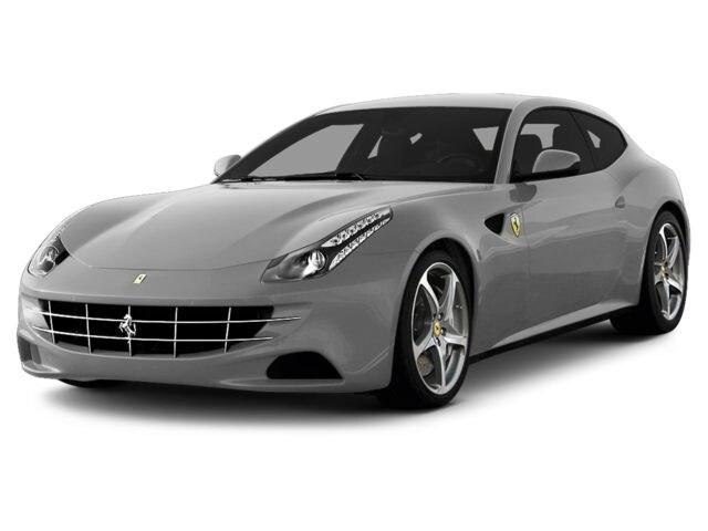 2015 Ferrari FF Coupe