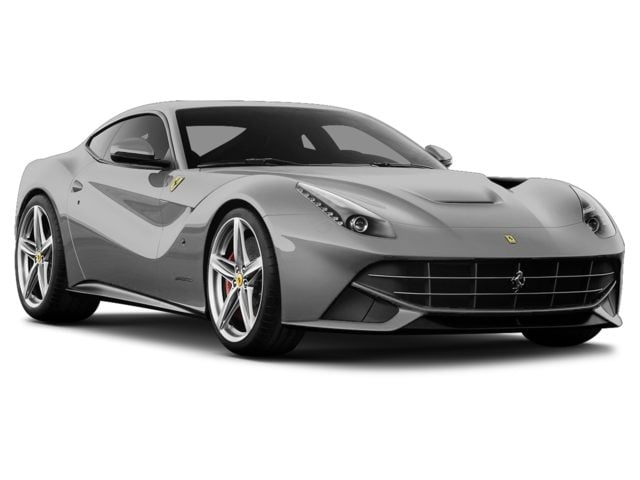 2015 Ferrari F12berlinetta Coupe