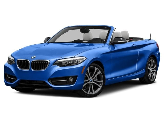 2016 BMW 228i convertible  coupe