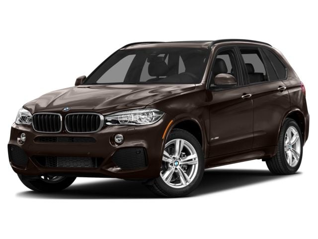 2016 BMW X5 xDrive35i luxury SUV