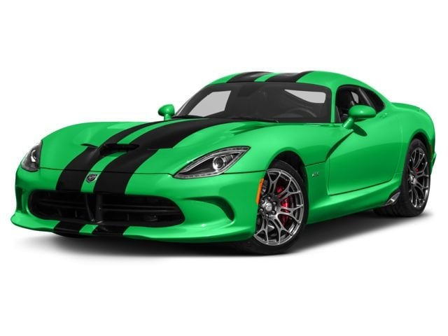 2016 Dodge Viper Performance Car