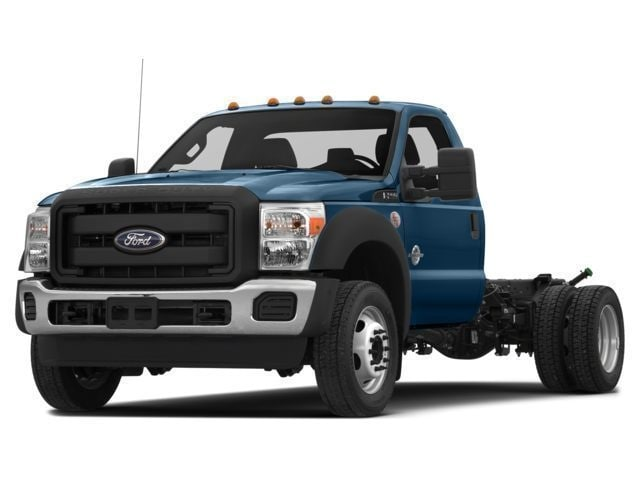 2016 Ford F-550 Chassis Truck