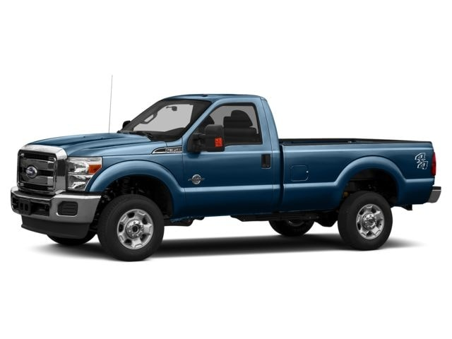 2016 Ford F-350 Truck