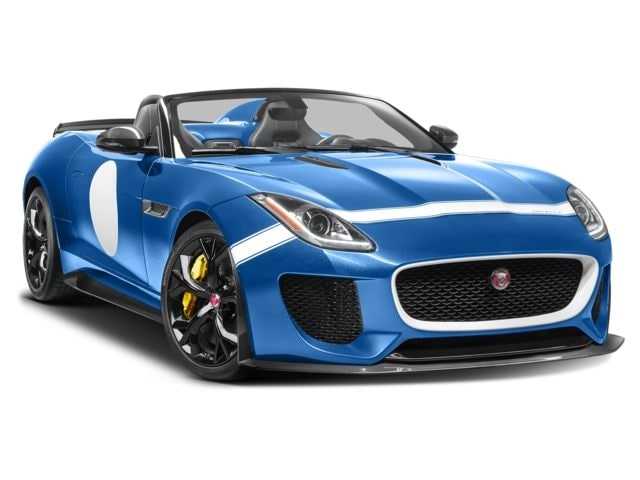 New Jaguar F-TYPE Sports Convertible
