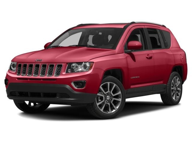 2016 Jeep Compass Suv Serving Frenchtown