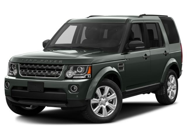 New Land Rover LR4