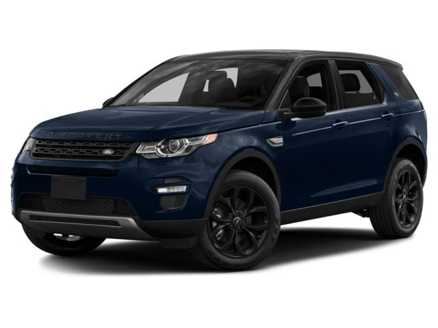New Land Rover Discover Sport