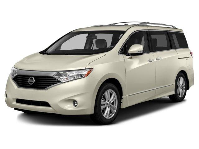 2016 Nissan Quest Van Houston