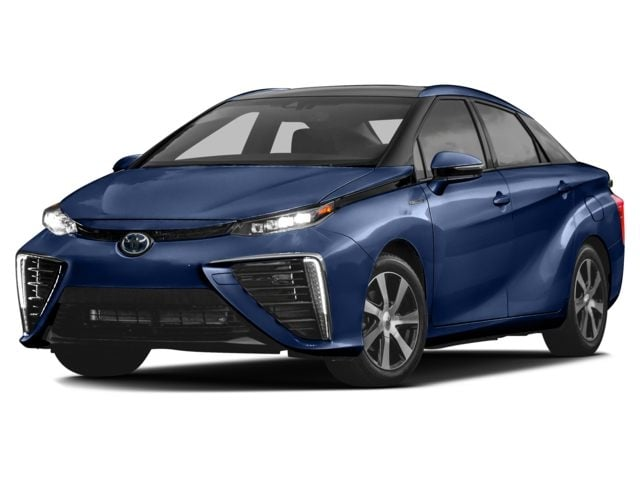 2016 Toyota Mirai Hydrogen Fuel Cell  Sedan