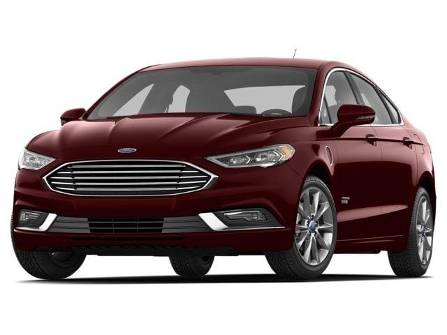 2017 Ford Fusion Energi Sedan