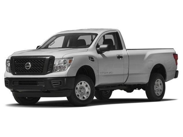 2017 nissan titan xd truck brilliant silver