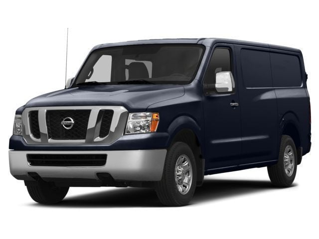 2017 Nissan NV Cargo NV3500 HD Van