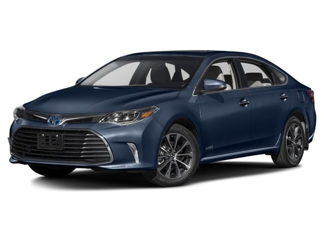 Toyota Avalon Hybrid Sedan Spokane >> 2017 Toyota Avalon Hybrid Sedan Spokane