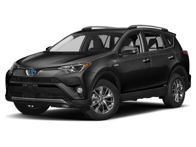 2017 Toyota RAV4 Hybrid SUV