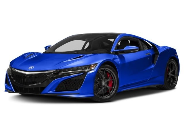 2018 Acura Nsx Coupe Hollywood