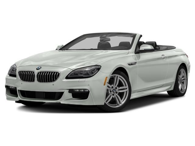 2018 BMW 640i Convertible