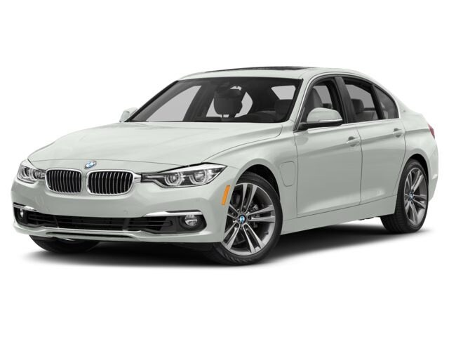 2018 BMW 330e Sedan