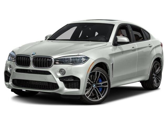 2018 BMW X6 M SUV