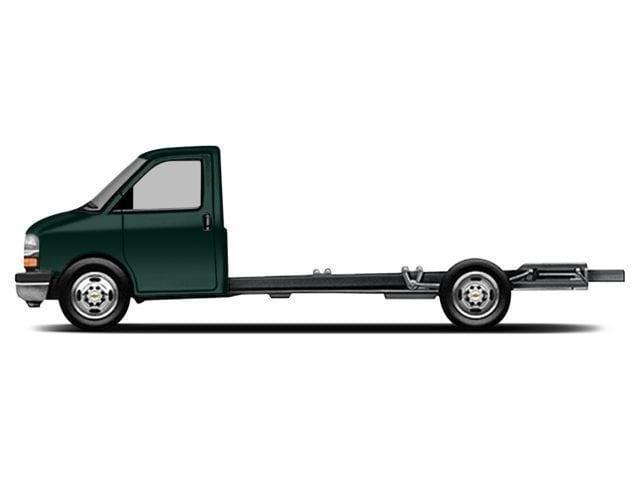 2018 Chevrolet Express Cutaway Truck