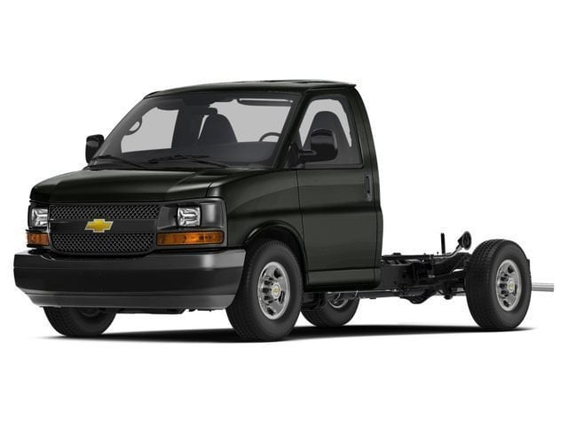 2018 Chevrolet Express Cutaway 4500 Truck Cambridge
