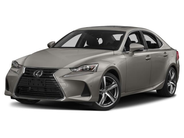 2018 Lexus IS 350 Sedan