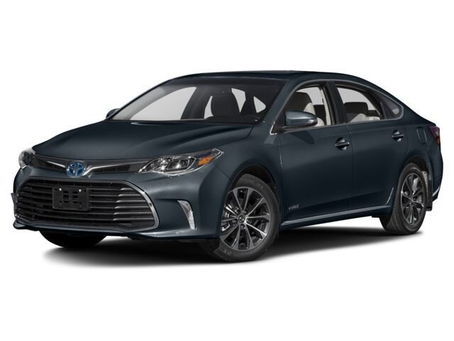 2018 toyota avalon hybrid sedan fairbanks. Black Bedroom Furniture Sets. Home Design Ideas