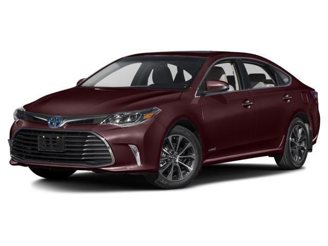 2018 Toyota Avalon Hybrid Sedán