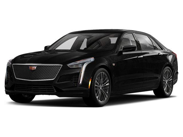 2019 CADILLAC CT6-V Sedan