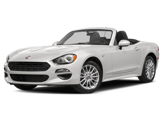 2019 Fiat 124 Spider Convertible Serving Temple And Huntsville