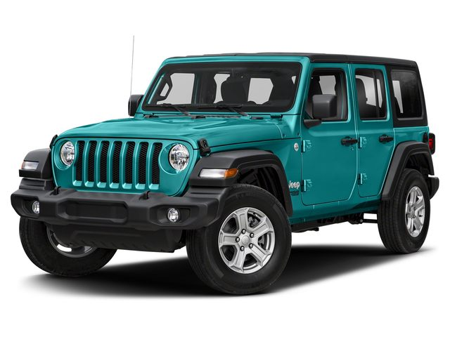 2019 Jeep Wrangler Unlimited SUV