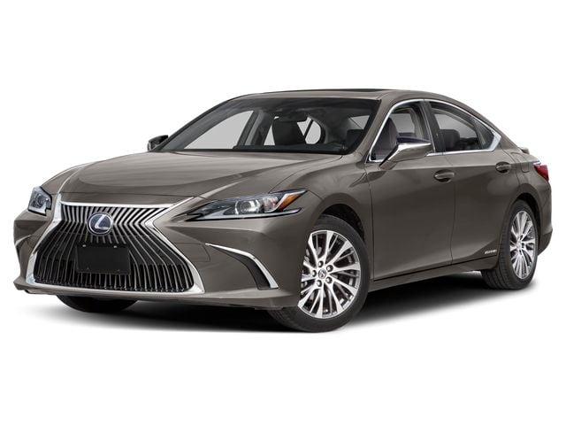 2019 Lexus ES 300h Sedan