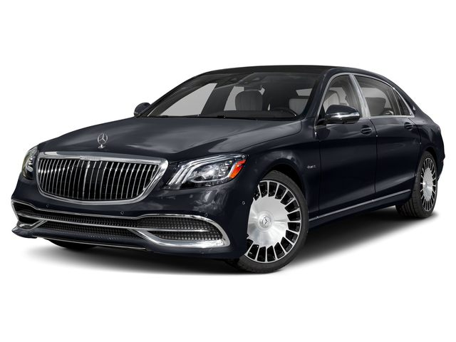 2019 Mercedes-Benz Maybach S 560 Sedan