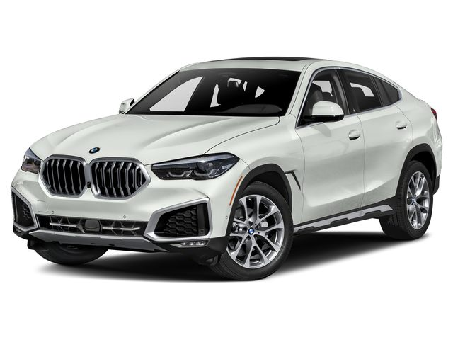 2020 BMW X6 Sports Activity Coupe