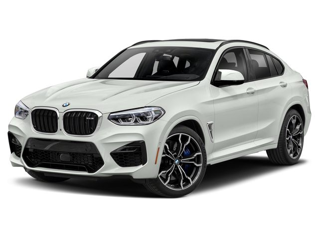 2020 BMW X4 M Sports Activity Coupe
