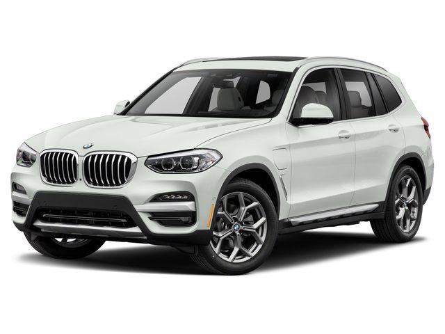 2020 BMW X3 PHEV SAV