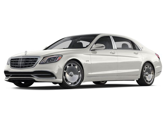 2020 Mercedes-Benz Maybach S 650 Sedan Digital Showroom ...